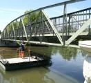 Wegbrücke über Altmühlaltwasser