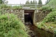 "Forstwegbrücke ""Hammerklause"" bei Freyung-Grafenau"