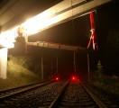 Straßenbrücke K04 über die DB-Strecke Nürnberg-Crailsheim