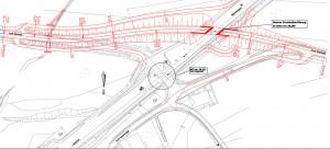 Planung für eine Bahnübergangs-Ersatzmaßnahme, DB-Strecke Buchloe-Memmingen