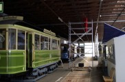 "Bauwerksüberprüfung Historisches Straßenbahndepot ""St. Peter"""