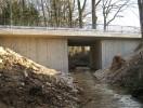 Neubau Brücke über den Nessenbach